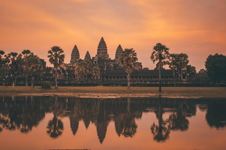 photo du Cambodge