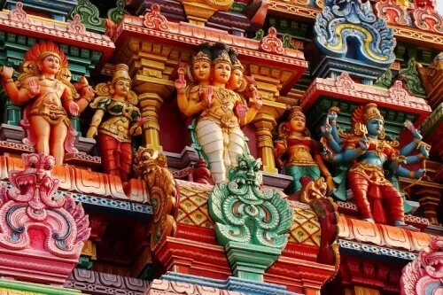 temple Minakshi
