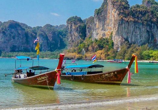 plage Thaïlande