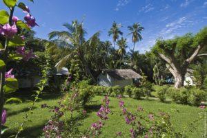 Mayotte - hôtel Jardin Maore