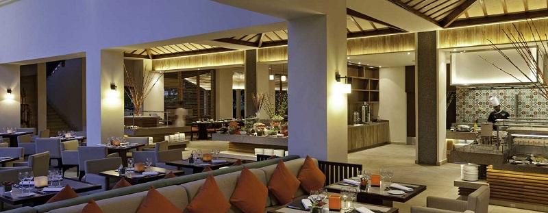 Hôtel Hilton-île Maurice