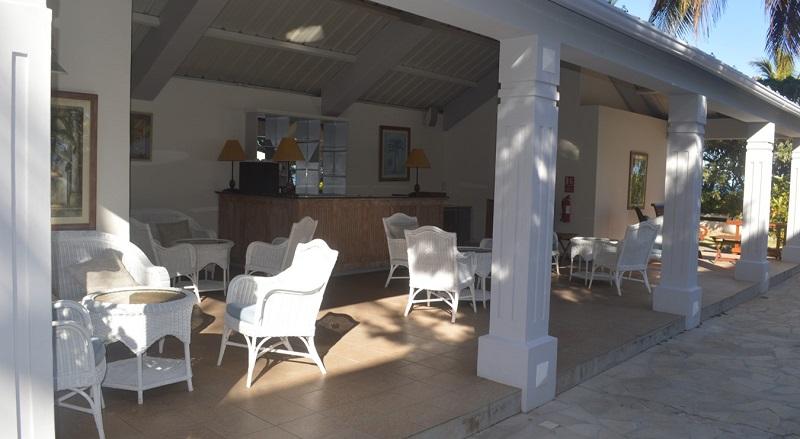 hôtel les cocotiers Rodrigues