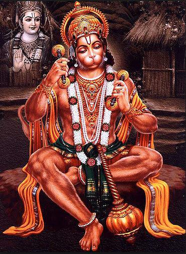 photo statue dieu Indien