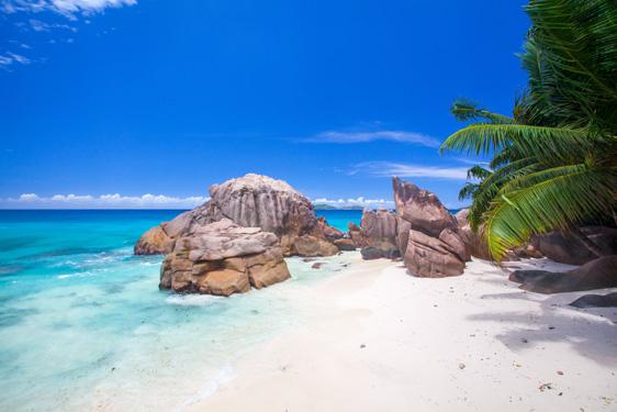 photo plage Seychelles