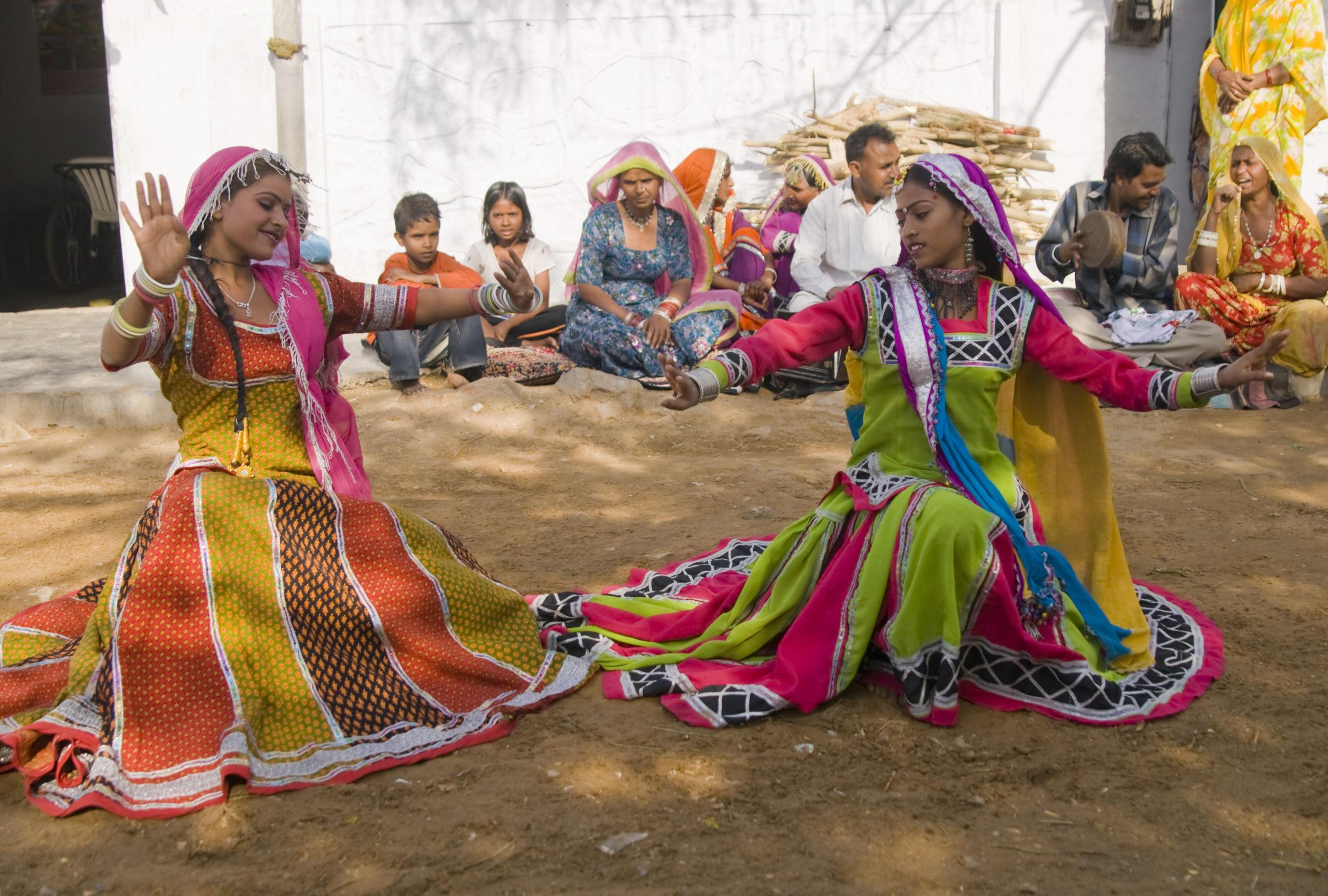 Inde - Danseuses