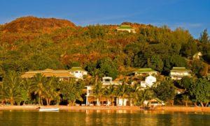 Seychelles - hôtel 'Archipel