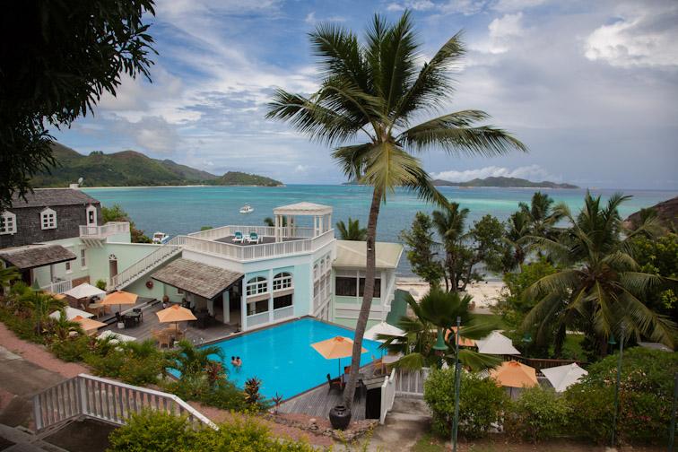 Seychelles - hôtel L'Archipel